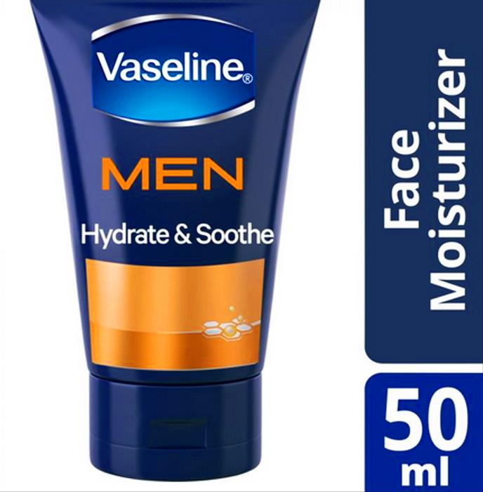 Vaseline Men Face Pelembab Wajah Untuk Pria