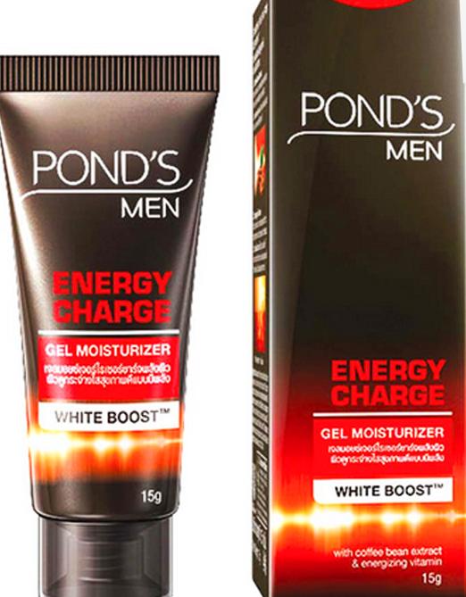 Pond's Men Energy Pelembab Wajah untuk Pria