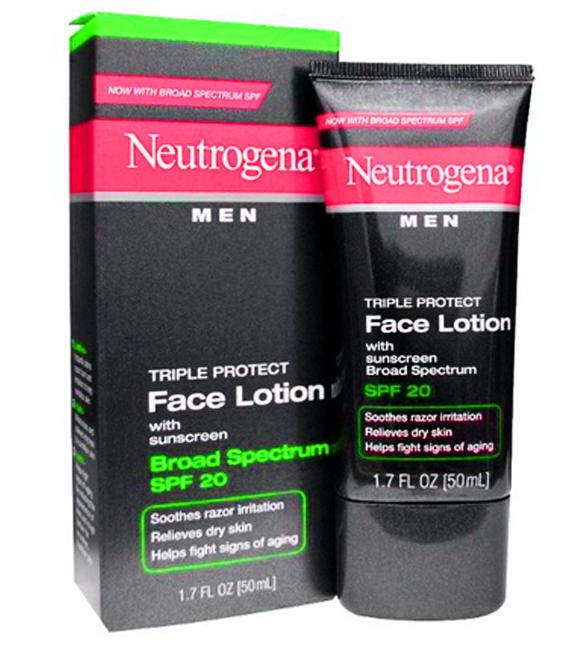Neutrogena Men Pelembab Wajah untuk Pria