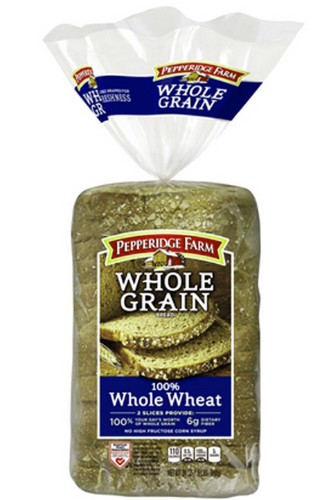 Roti Gandum Enak Pepperidge