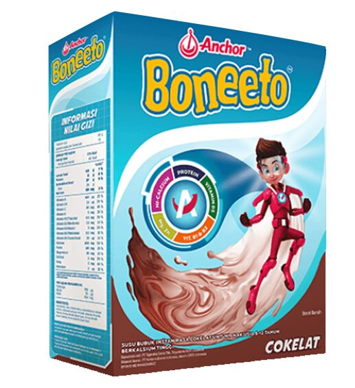 Susu untuk Tulang Boneeto