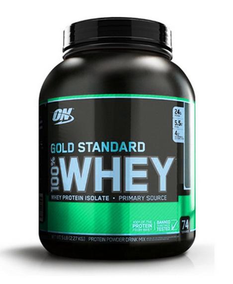 When Protein yang Terbaik Optimum Nutrition