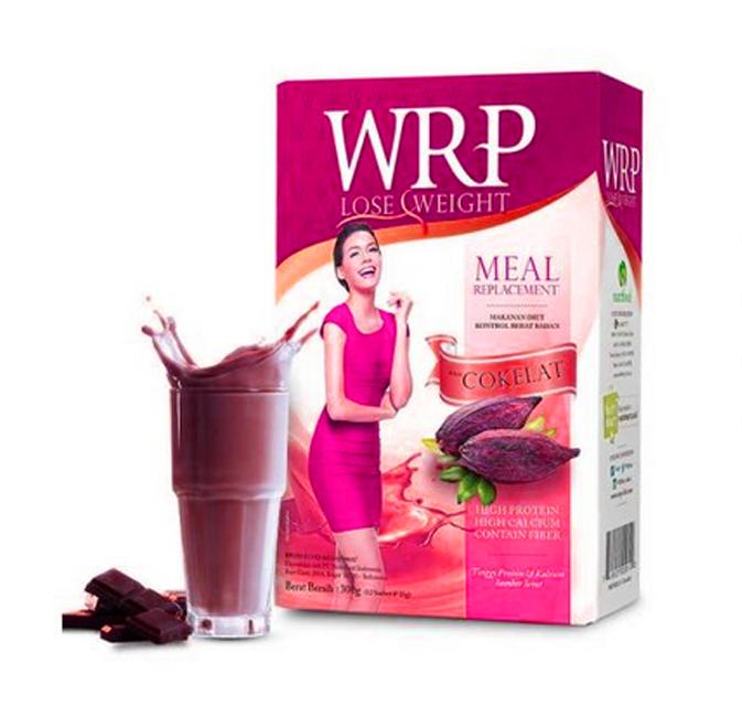 Susu Rendah Lemak WRP Diet to Go