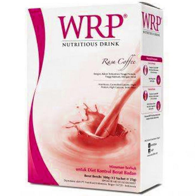 Susu Rendah Lemak WRP Nutritious Drink