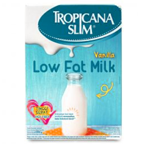 Tropicana Slim Low Fat