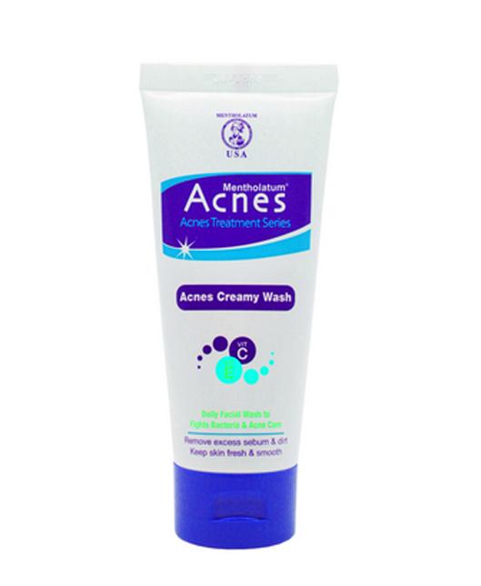 Acnes Creamy Facial Wajah Kulit Berminyak