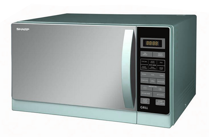 Sharp R-728(S)-IN Microwave terbaik
