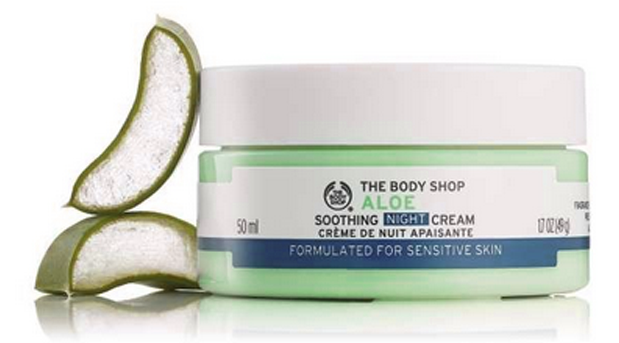 The Body Shop krim malam terbaik