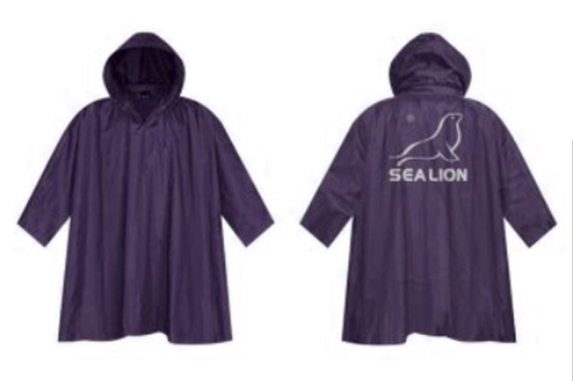 Sea Lion Jas Hujan B01