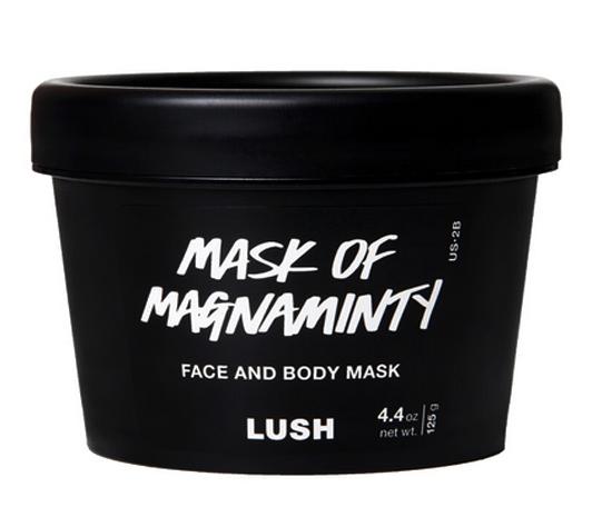 LUSH Mask of Magnaminty masker komedo terbaik