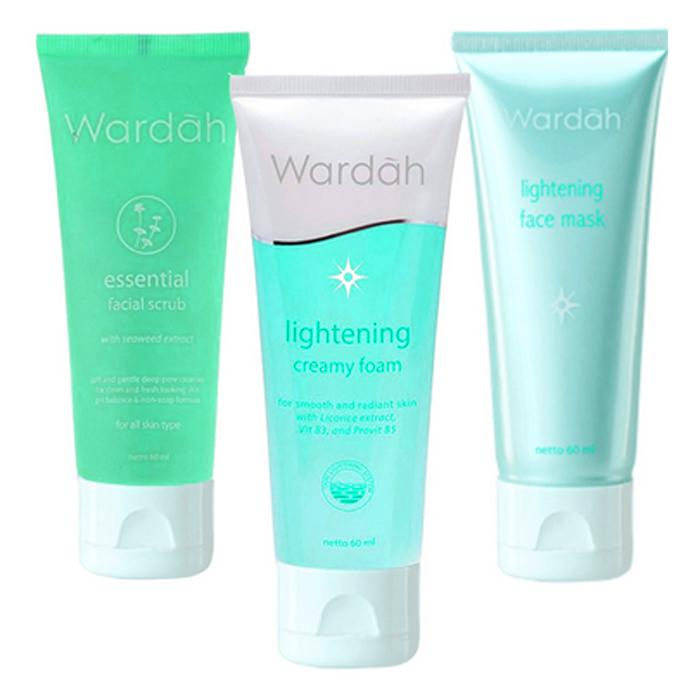 Wardah Lightening Face Mask