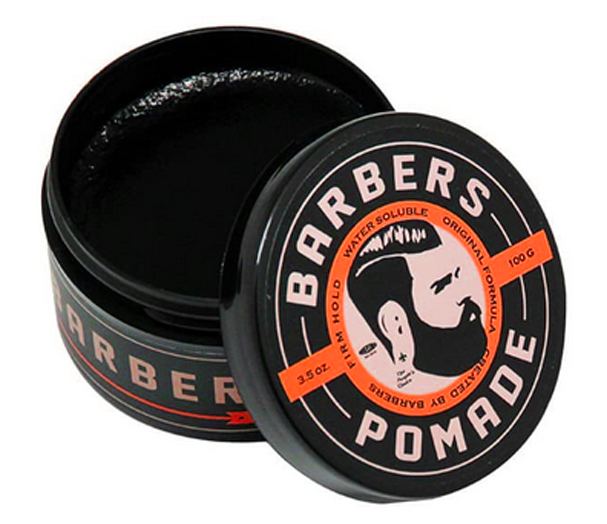 Barbers Pomade Terbaik Firm Hold