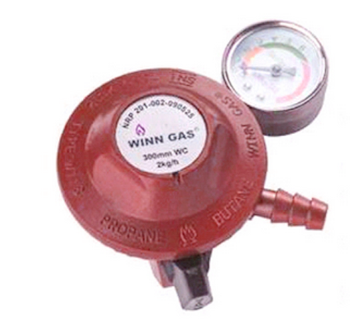 Winn Gas 118 Regulator gas terbaik Meter