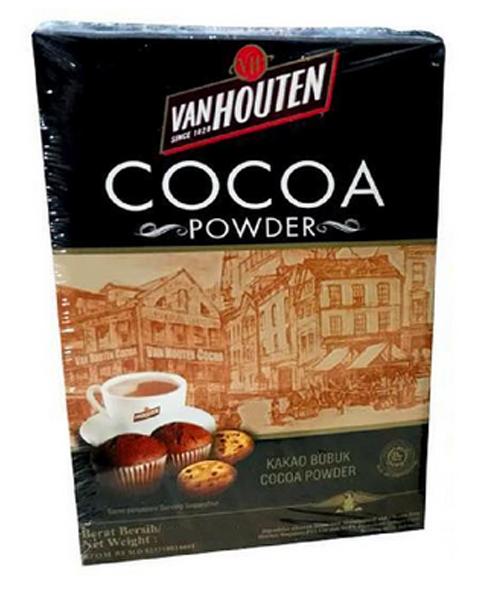 Van Houten Cocoa Powder bubuk coklat