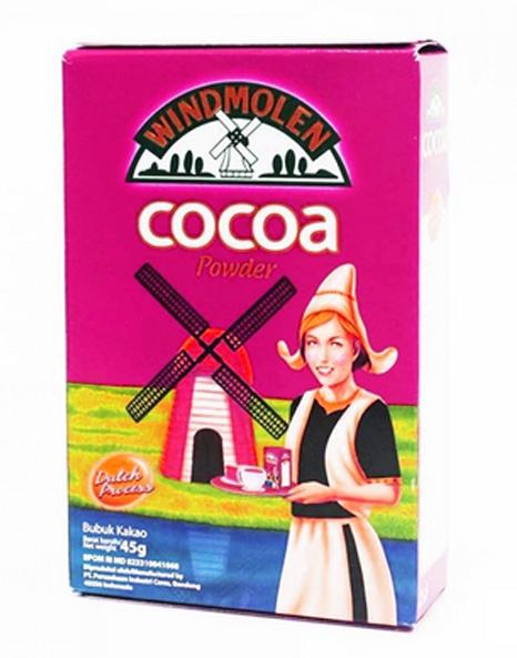 Windmolen Cocoa Powder bubuk coklat