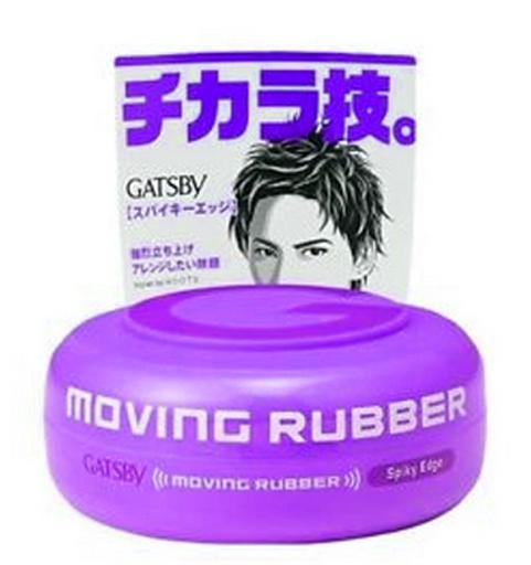 Gatsby Moving Rubber minyak rambut