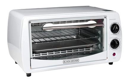 Black-Decker-Oven-Toaster-TRO1000-B1 mesin oven listrik