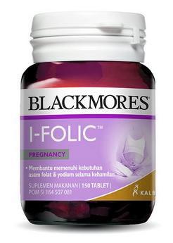 Blackmores-I-Folic vitamin untuk ibu hamil