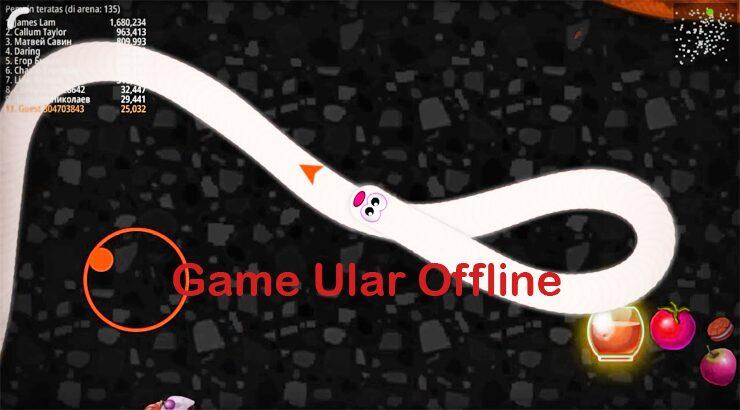 Game Ular Offline