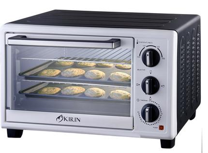 Kirin-KBO-190LW-Oven-Elektrik-Low-Watt mesin oven listrik