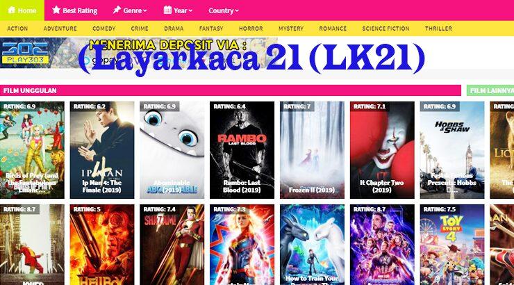 Layarkaca 21 (LK21)