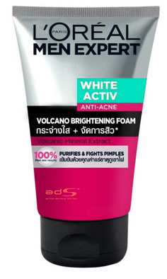 Men-Expert-White-Activ-Anti-Acne-Volcano-Brightening-Foam