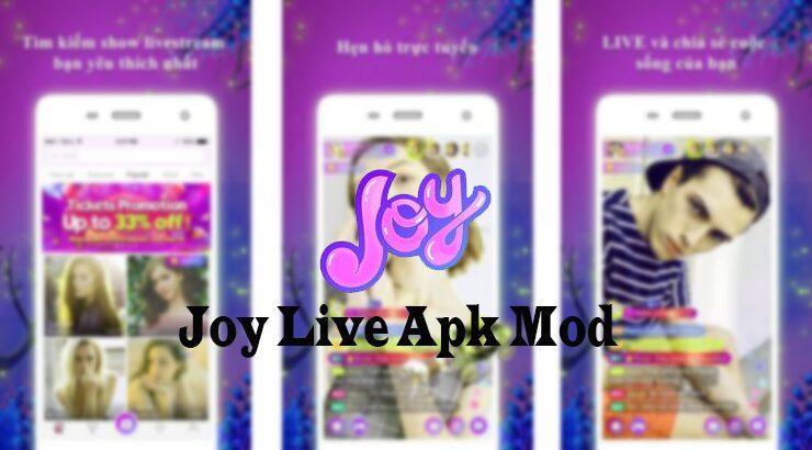 joy live apk mod