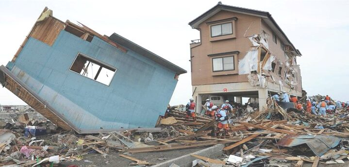 Arti Mimpi Gempa Bumi menurut Primbon