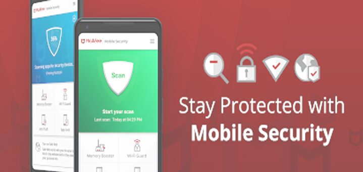 McAfee Mobile Security & Lock