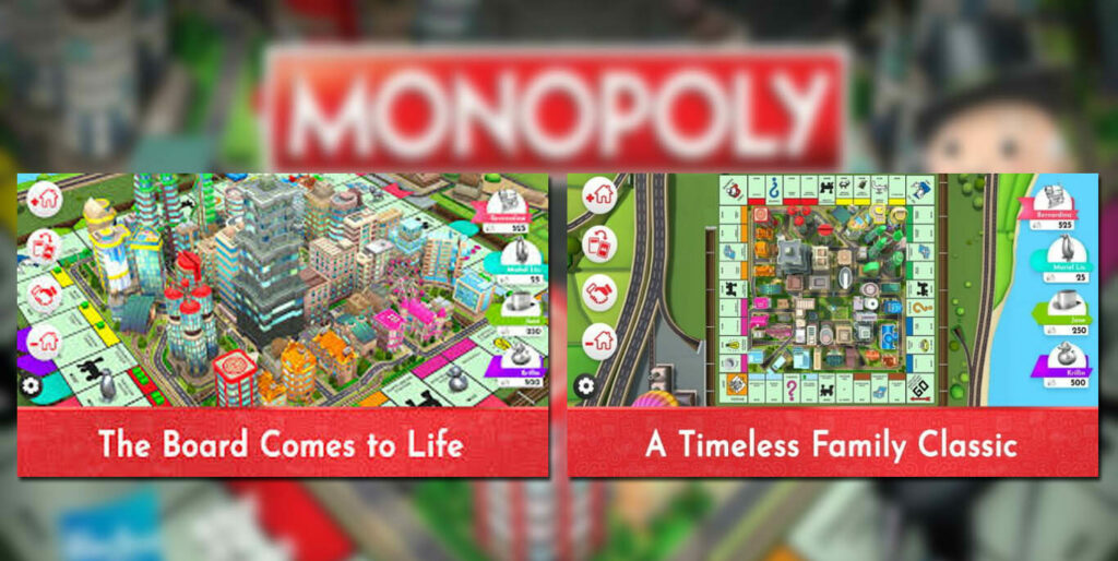 gameplay Monopoly Mod Apk