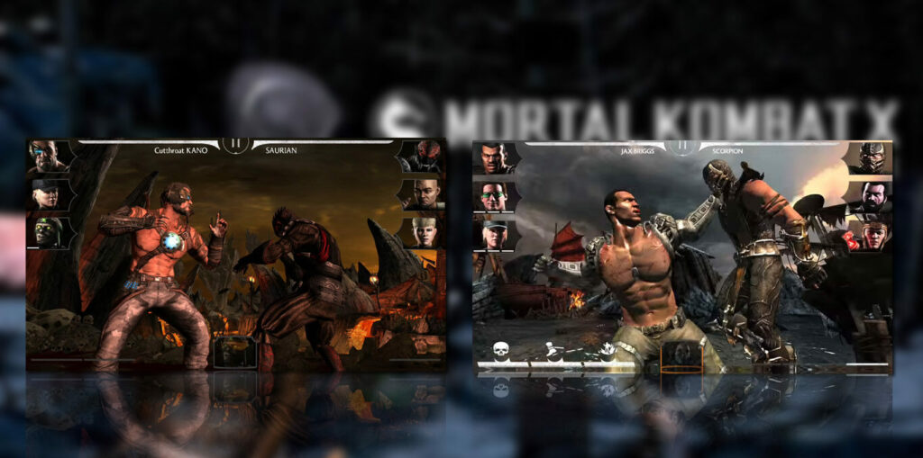 gameplay Mortal Kombat X Mod Apk
