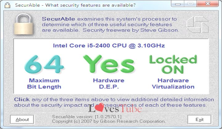 Aplikasi Securable