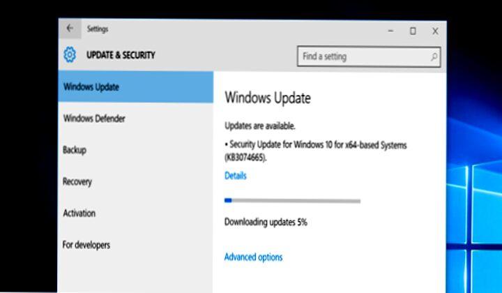 Cara Mematikan Update Windows 10 di Laptop / PC Dengan Mudah