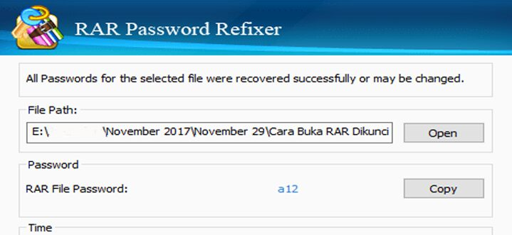 Cara Membuka Password RAR Menggunakan Aplikasi dan Tanpa Aplikasi