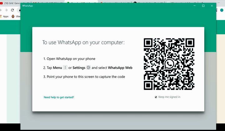 Cara Scan Barcode WhatsApp: Cara Logout & Barcode Tidak Berfungsi