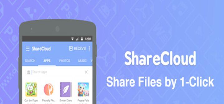 Menggunakan ShareCloud