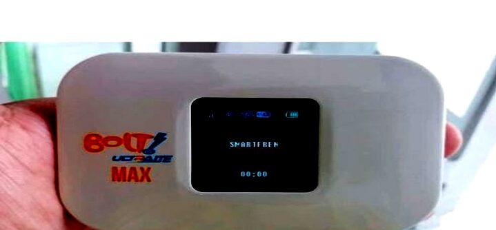 cek speed internet Dari modem yang digunakan