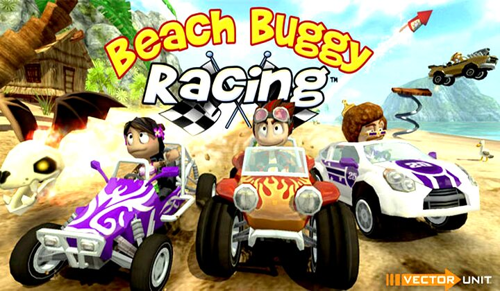 Beach Buggy Racing Mod Apk Download (Unlimited Money) Terbaru 2020