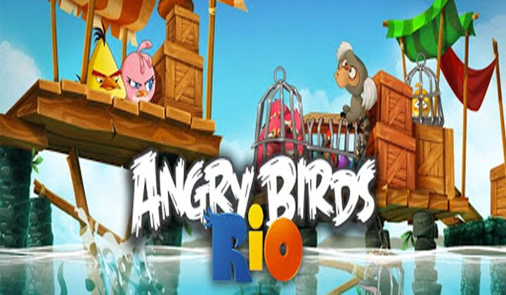 Download Angry Birds Rio Mod Apk (Unlimited Coins) Free Terbaru 2020