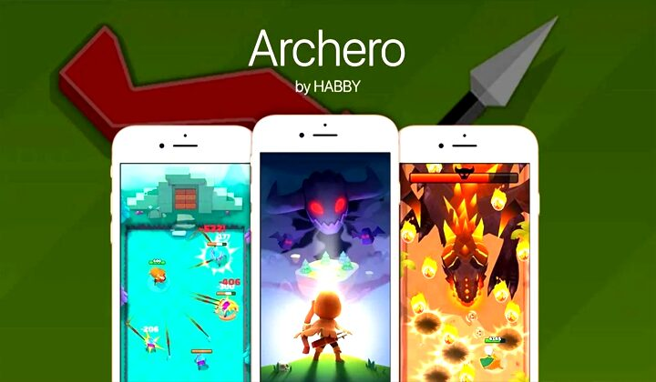 Download Archero Mod Apk (Damage) Free for Android Terbaru 2020