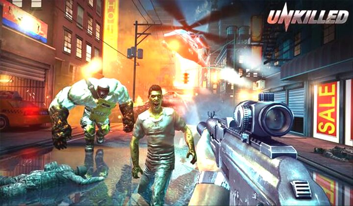 Download Unkilled Mod Apk (Unlimited Money) Free Terbaru 2020