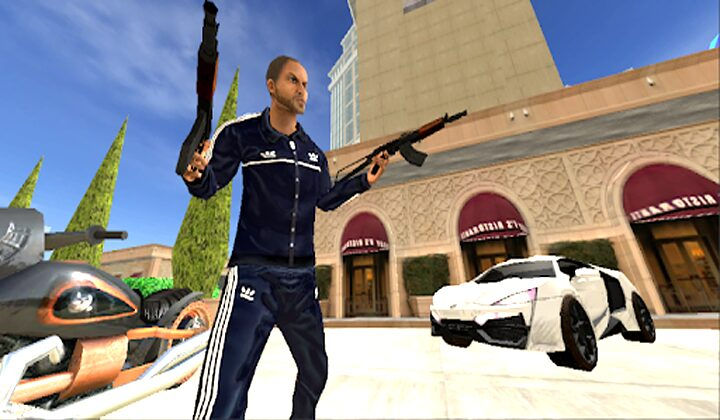 Download Vegas Crime Simulator Mod Apk (Unlimited Money) Terbaru