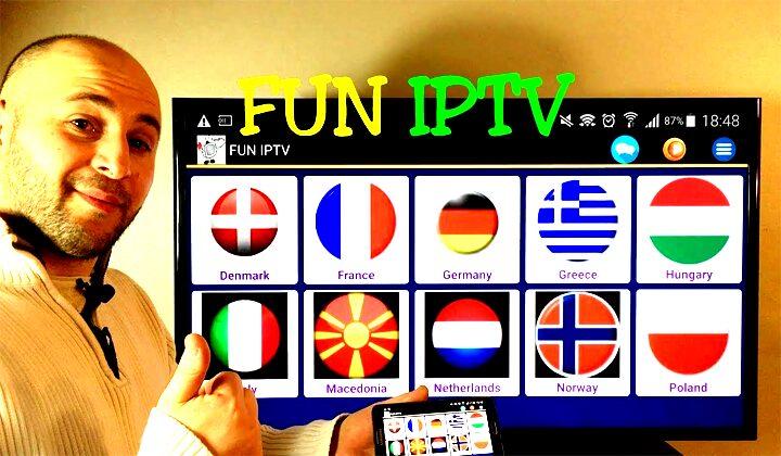 Fun IPTV APK (Ikhtisar & Fitur)