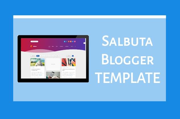 Salbuta Blog Premium Responsive