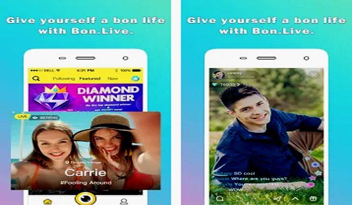 Unduh Aplikasi Bon Live Mod Apk