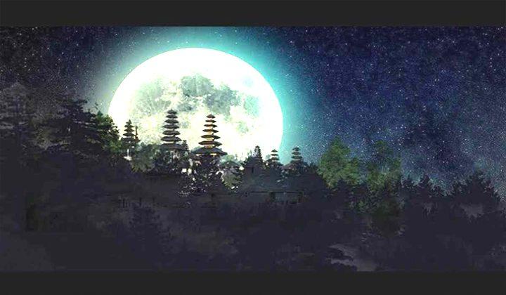 Mimpi Melihat Bulan Dengan Bentuk Aneh