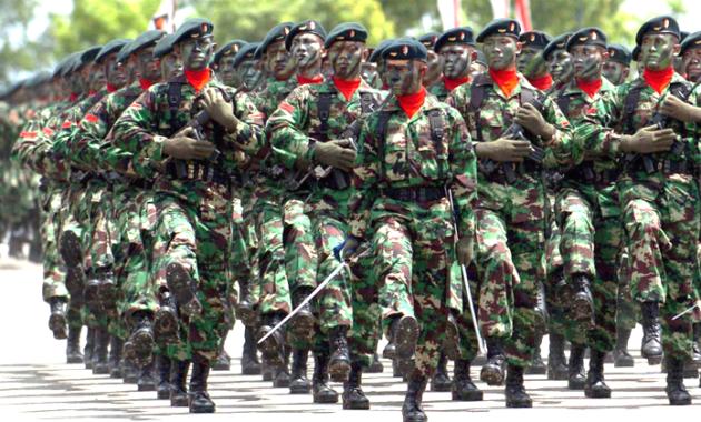 Arti Mimpi Menjadi Tentara