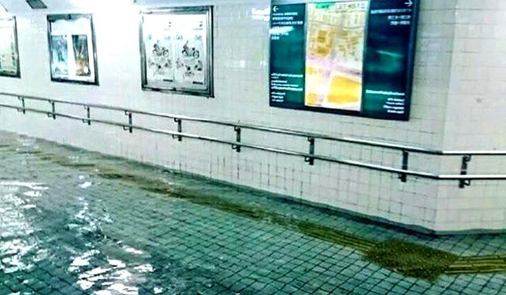 Mimpi Banjir dengan Air Bersih