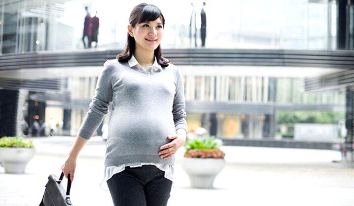 Mimpi dikunjungi oleh wanita hamil
