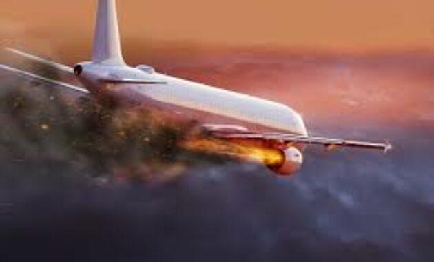 mimpi kecelakaan pesawat